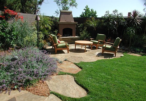 Backyard landscaping ideas that are perfect for for Backyard design ideas for entertaining