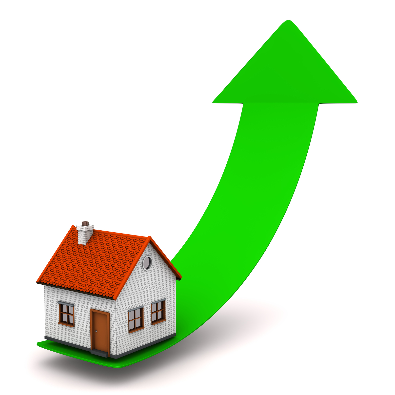 House growth yields