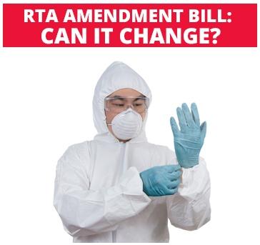 RTA Amendment Bill: Can it change?