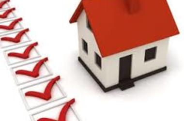House checklist