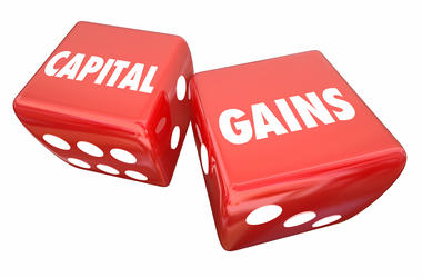 Capital Gains Dice