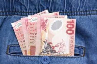 Money in your back pocket