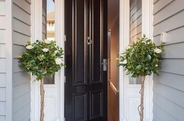 Home entrance way
