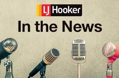 LJ Hooker in the news