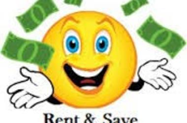 Rent and Save