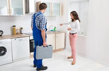 Property repairs and maintenance