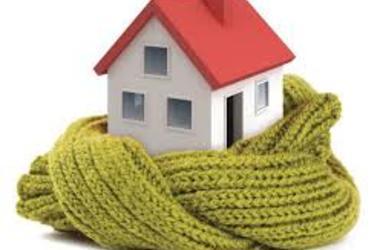 Warm dry home