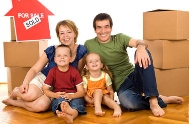 Sold and moving house