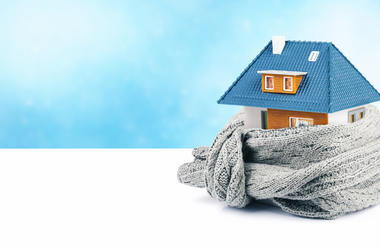 Insulating for warmer, drier homes
