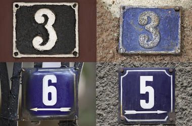 What your house number really means