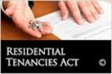 Tenancy Act Residential