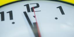 Clock is ticking